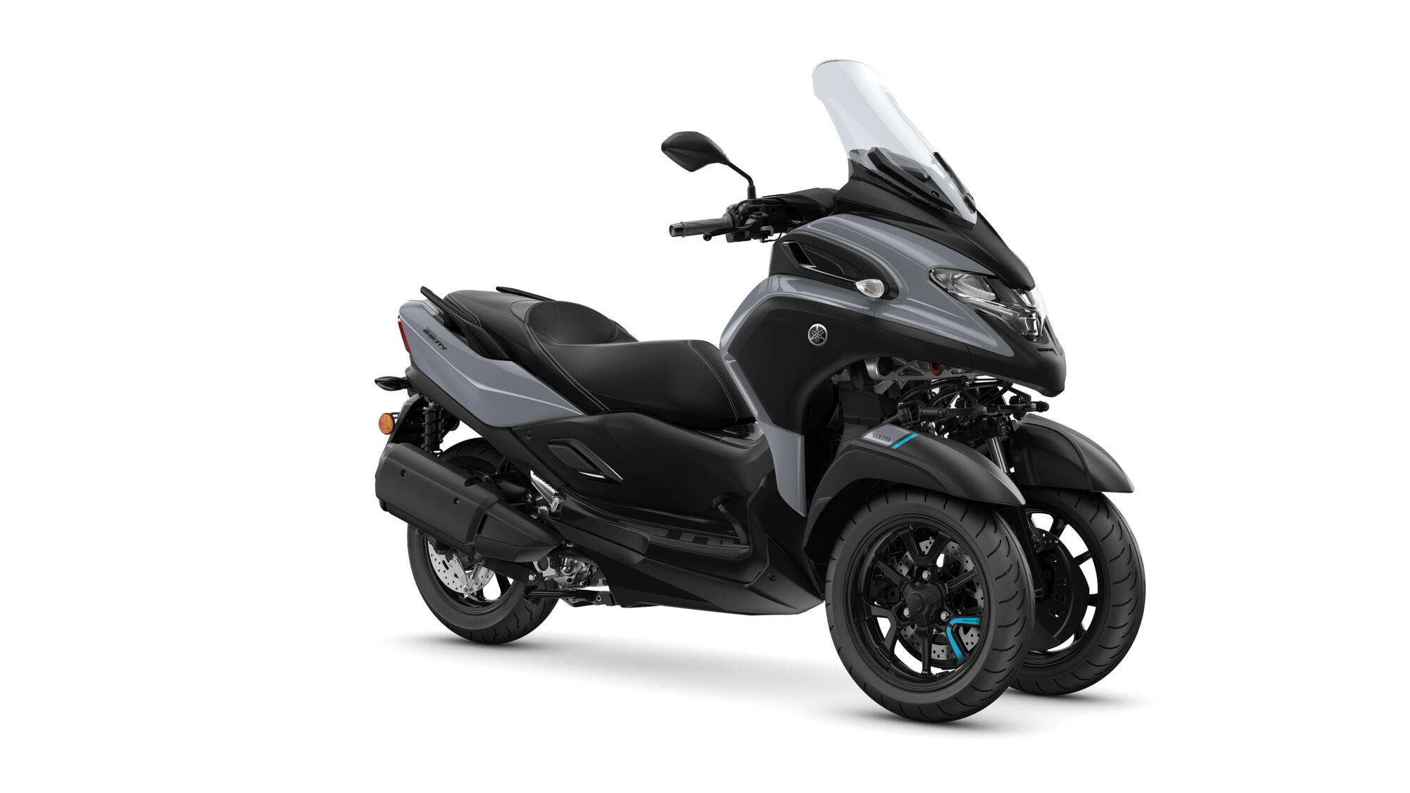 yamaha tricity 300 2020 icon gray