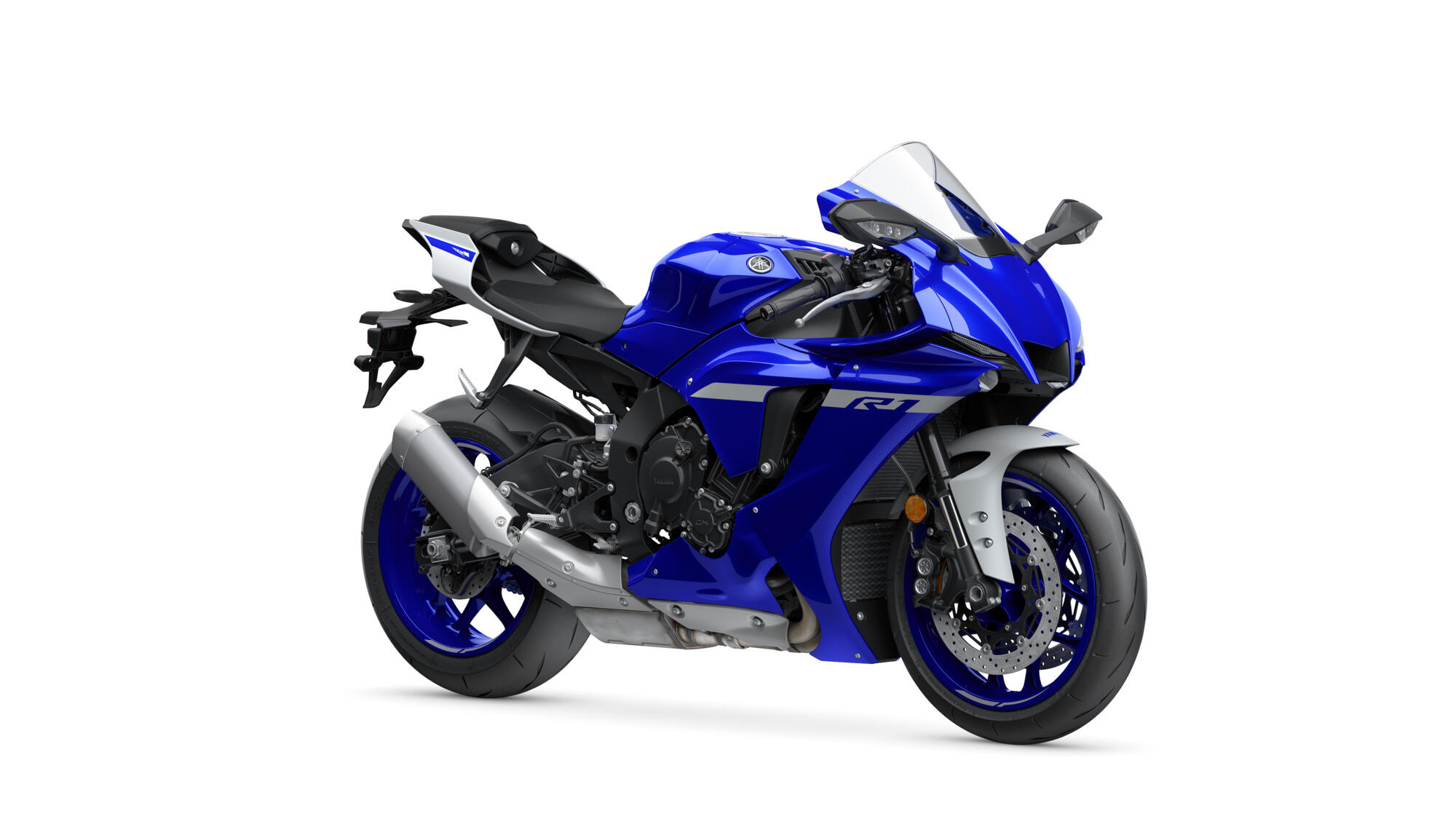 yamaha R1 2020 boje icon blue